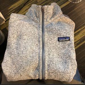 Patagonia Better Sweater Jacket ZIP Up Medium